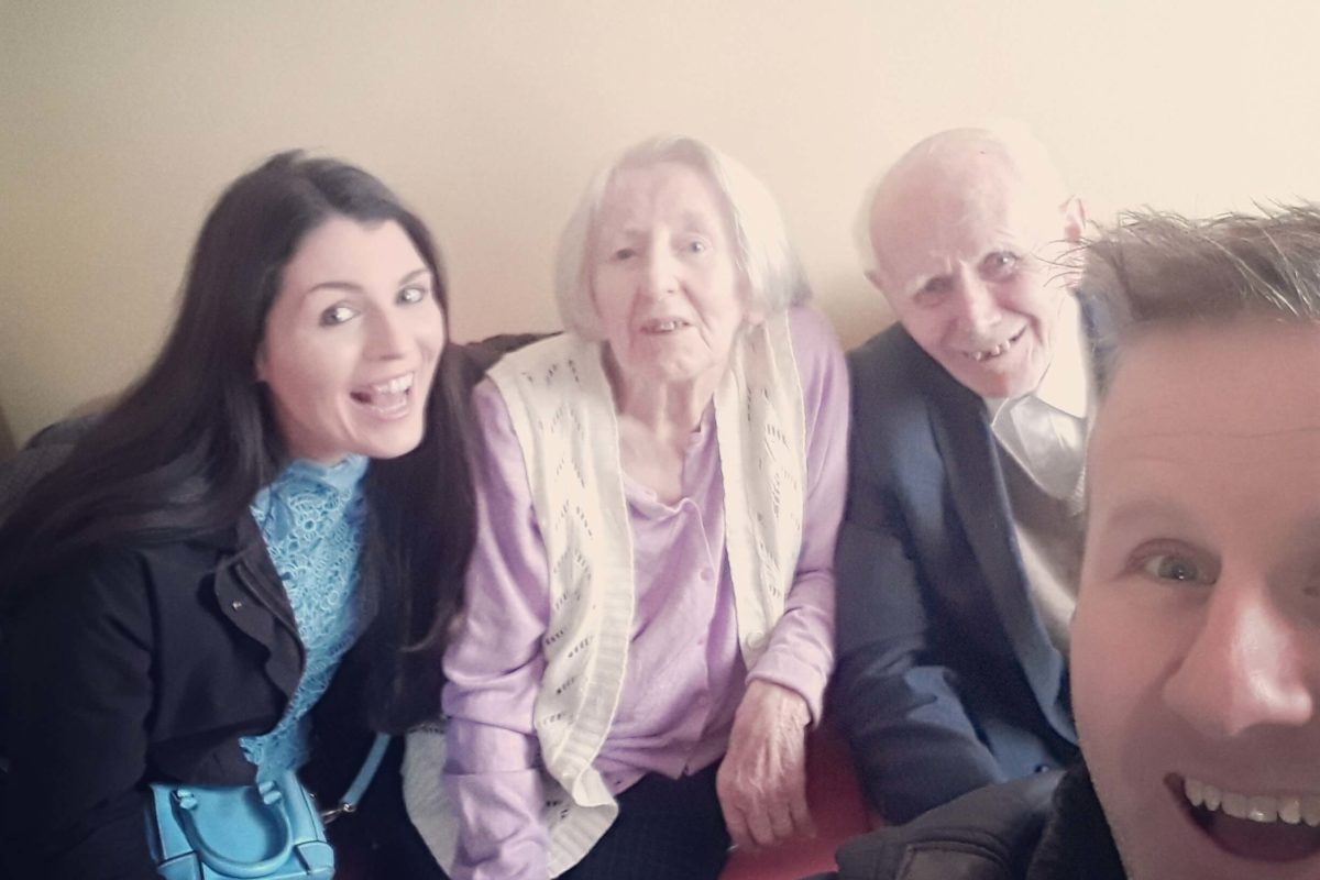 Episode 2 - My Grandfolks Tom and Alice